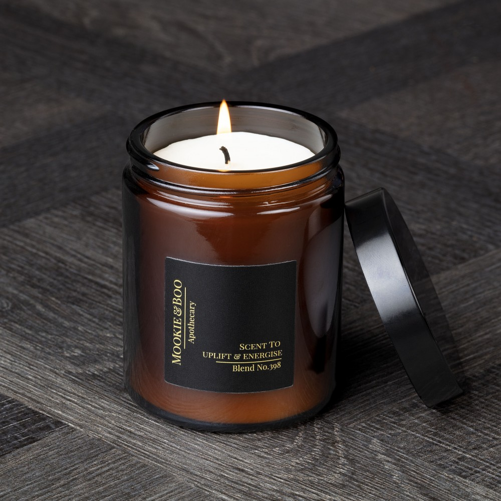 Scent to Uplift & Energise Candle