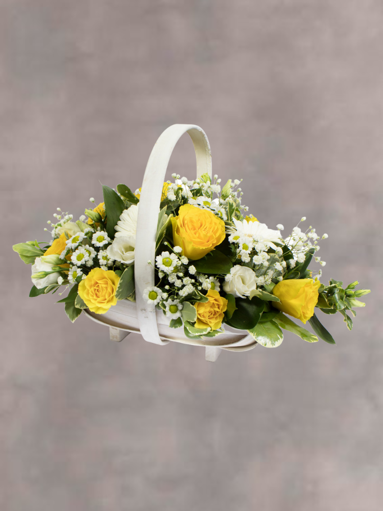 Mixed Funeral Basket